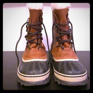 Sorel Caribou Snow Boot Size 8